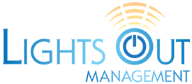 Lights Out Management Logo