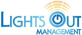 Lights Out Management Logo
